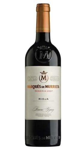 Marqués de Murrieta Reserva 2007