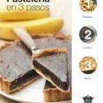 Pastelería en 3 pasos: preparar, cocinar y servir