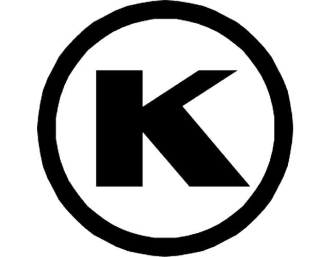 Uno de los símbolos de certificación kosher