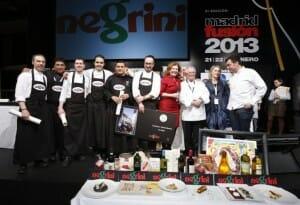 Foto de familia del Concurso Negrini