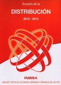 Portada de Anuario de la Distribución 2012-2013