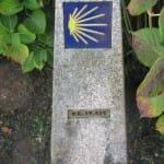 Camino Inglés. A Coruña-Santiago de Compostela