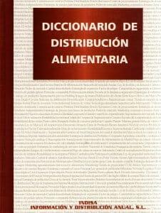 Portada de Diccionario de Distribución Alimentaria