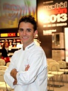 Juan Manuel Barrientos, en Madrid Fusión