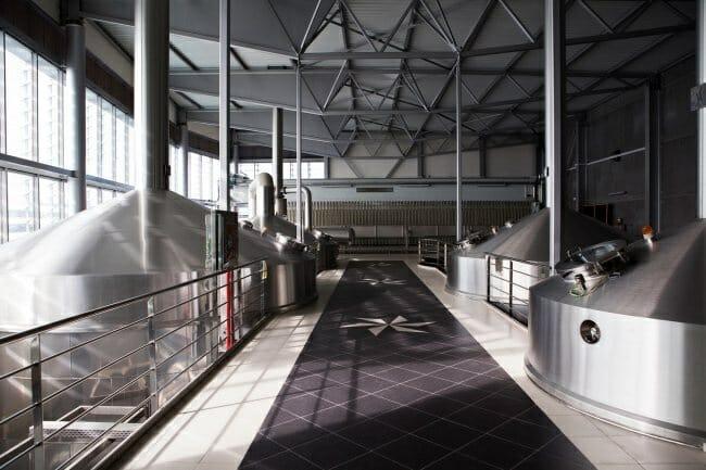 Detalle de las nuevas instalaciones