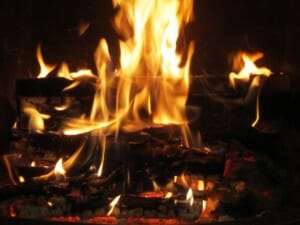 El fuego es el origen de la cocina