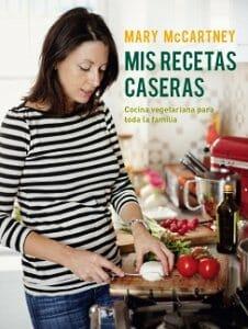 Portada de Mis recetas caseras: cocina vegetariana para toda la familia