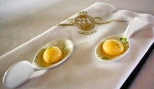 Caramelos de huevo