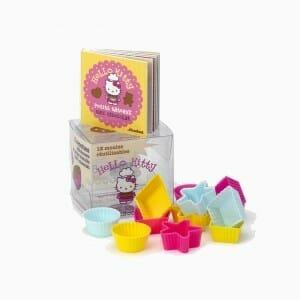 Portada de Hello Kitty Pastelitos 100% Chocolate