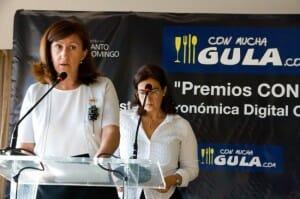 Alicia Hernández, Redactora jefe de Con Mucha Gula