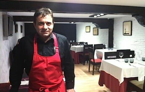"""Nacho Basurto: """"Quien entre con un euro y medio, encuentra algo en Asubio"""""""