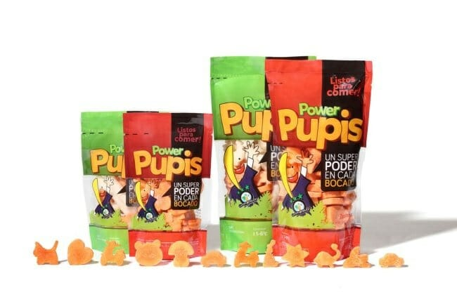 Bolsas de Power Pupis