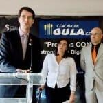 Gonzalo Capellán de Miguel, Consejero de Educación, Cultura y Turismo del Gobierno de la Rioja
