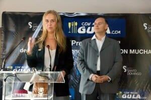 Marta Fernández Guadaño recogió el premio por su portal GastroEconomy
