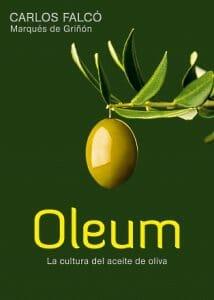 Portada de Oleum: la cultura del aceite de oliva