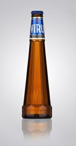 una cerveza hermosa