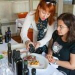 Cata de aceites y degustación en Plavi Podrum