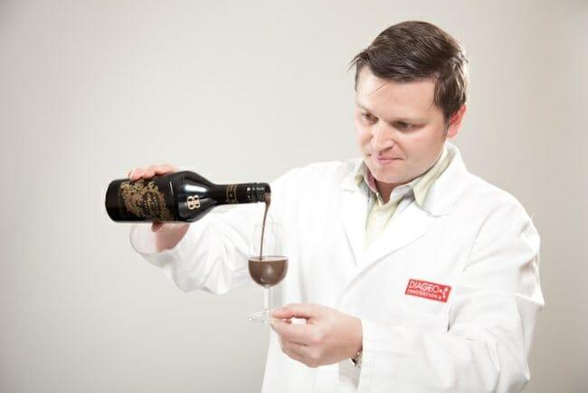 Anthony Wilson ha formulado el nuevo y exclusivo Baileys Chocolat Luxe
