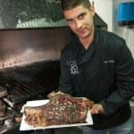 Joan Vacas ofrece en Ca Joan algunas de las mejores carnes del país