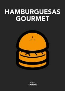 Portada de Hamburguesas Gourmet