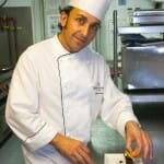 José Luque, chef de El Jardín del InterContinental