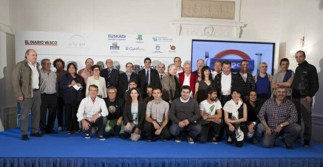 Presentación de San Sebastián Gastronómika 2013