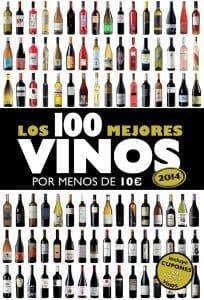 Portada de Los 100 mejores vinos por menos de 10 euros, 2014