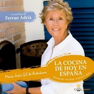 Portada de La cocina de hoy en España: técnicas, recetas, trucos y más
