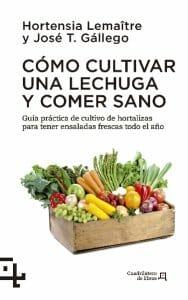 Portada de Cómo cultivar una lechuga y comer sano