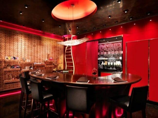 Restaurante é by José Andrés en The Cosmopolitan de Las Vegas
