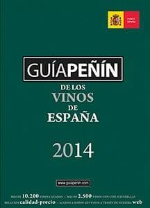 Portada de Guía Peñín de los Vinos de España 2014