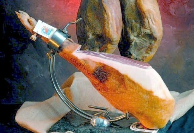 Un jamón de Teruel como este puede ser tuyo, ¡participa!
