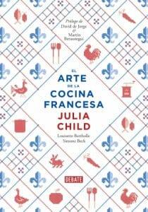 Portada de El arte de la cocina francesa