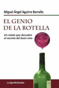 Portada de El genio de la botella