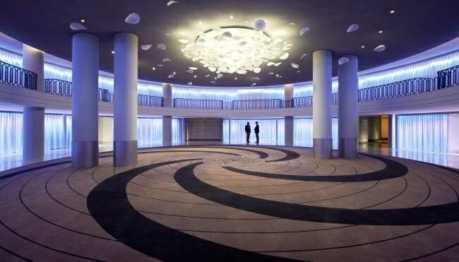 Nuevo salón circular