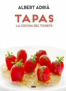 Portada de Tapas, la cocina del Tickets
