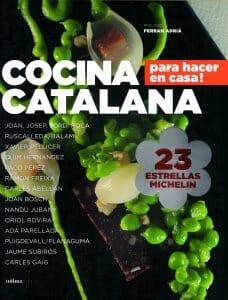 Portada de Cocina catalana para hacer en casa