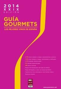 Portada de Guía Gourmets: Los mejores vinos de España 2014