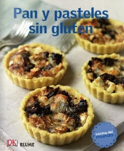 Portada de Cocina del mundo: Pan y pasteles sin gluten