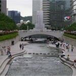 Arroyo de Cheonggyecheon, Seúl