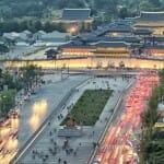 Avenida Sejong, Seúl