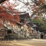 Templo de Bulguksa en Gyeongju
