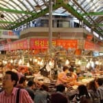 Visitar los mercados de Corea es una excelente oportunidad para conocer los principales productos de su gastronomía