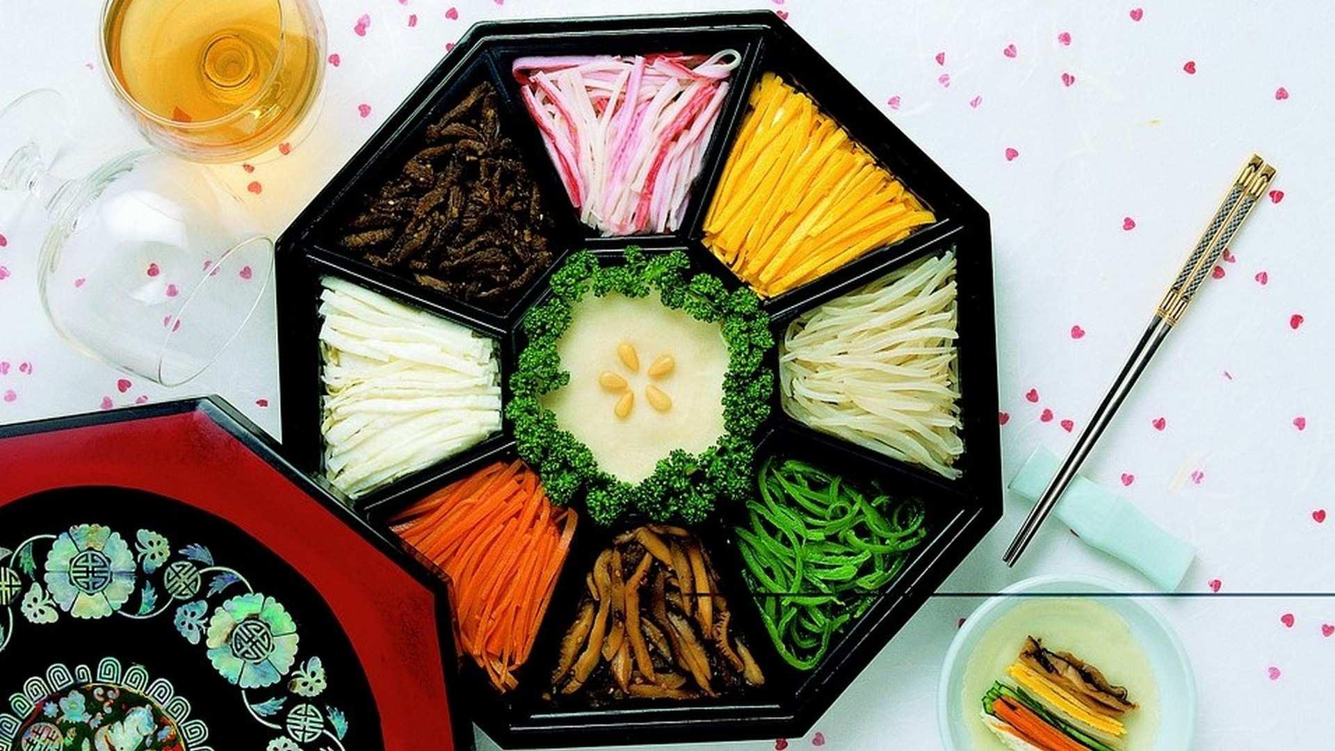 La cocina de Corea, un festín para los sentidos