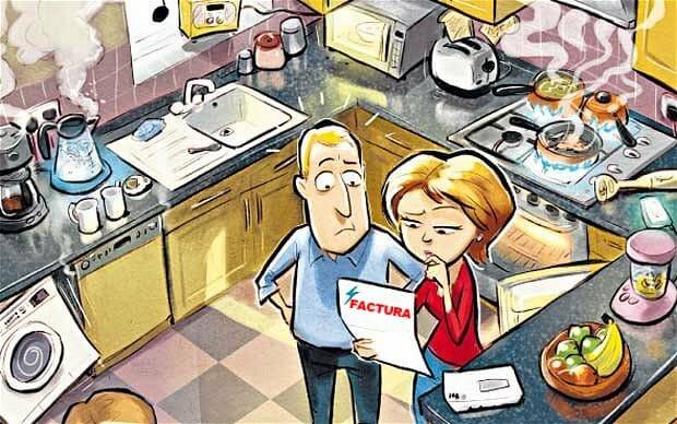 8 trucos para ahorrar energ a en la cocina nutricion y - Trucos ahorrar luz ...