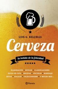Portada de Cerveza, la bebida de la felicidad