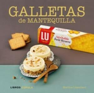 Portada de Galletas de mantequilla