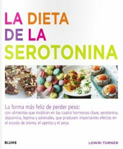 Portada de La dieta de la serotonina
