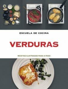 Portada de Escuela de Cocina: Verduras