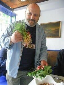 Sacha Hormaechea, un auténtico cocinero de mercado